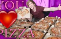 FOODporn.pl VALENTINE'S DAY – GIVING PIZZAS TO THE HOMELESS!