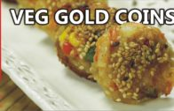 FOODporn.pl Veg Gold Coins recipe by Chef Sanjyot Keer