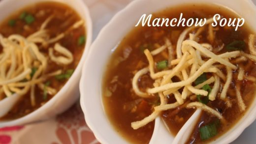 Veg Manchow Soup Restaurant Style Recipe | Famous Chinese Soup made by Somyaskitchen