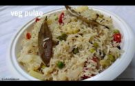 FOODporn.pl Veg Pulao Recipe | how to make vegetable Pulao in pressure cooker | Achalafood