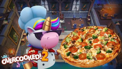 WE COOKIN PIZZA BOIS!! Overcooked 2 Multiplayer