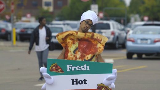 What Pizza Wears Gloves? – A Short About Mindfulness