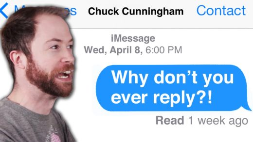 Why Are You Ignoring My iMessages?? | Idea Channel | PBS Digital Studios