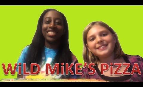 WiLD MiKE'S PiZZA REViEW!