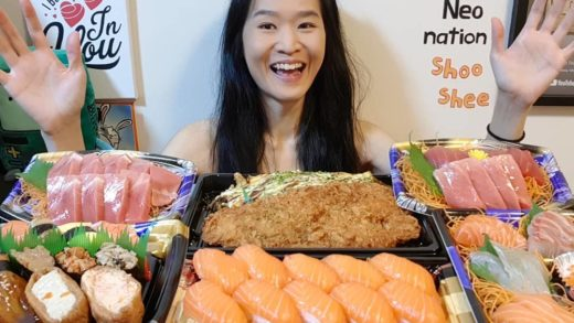 YAYY!! YouTube is back!!  Just uploaded a new video eating $100 worth of Japanese food  Watch new Shoo Shee video on my YouTube channel: Peggie Neo (link in bio) _______________                           ...