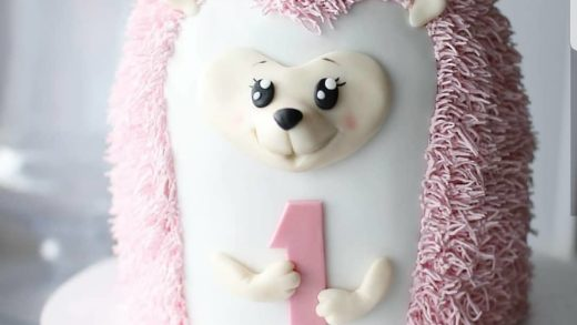 YES OR NO?? Pink hedgehog by  its so cute !!! i love hers creations                          ...
