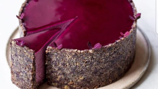 Yes or no??? Blueberry vanilla cheesecake  Its so amaziiing!!! I want to taste this.                      ...
