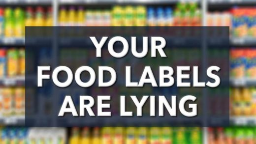 Your Food Labels Are Lying