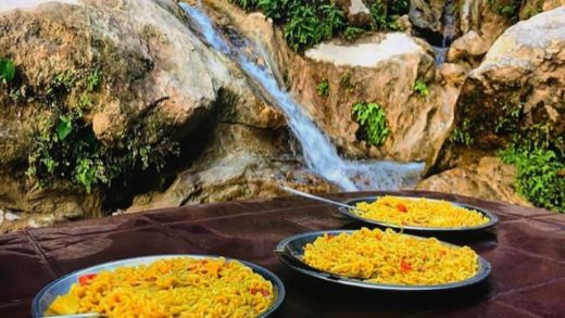 Yummm!!! How about Hot Hot Maggi by the waterfall??  . Tag your Maggi Squad . . Pic by   . . . .                    ...