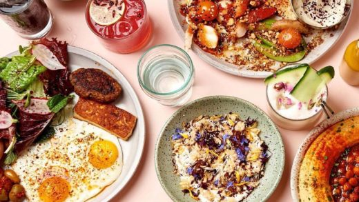 is raving about a Tel Aviv feast. . Check out their page and book tickets now .  for the preview and Georgia . :  . :  &  . ...