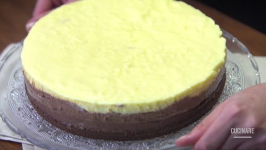 "¡Irresistible! ""Tarta de 3 mousses"""