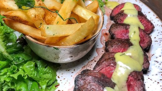 ⒷⒺⒹⒻⓄⓇⒹ & ⒸⓄ. | 118 East 40th Street, Midtown, NY. [  ]  PRIME HANGER STEAK® market greens, Bérnaise sauce, fries with fried parsley |      ...