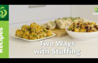FOODporn.pl 2 ways with Christmas Stuffing   Christmas Ideas   Countdown Christmas 2016