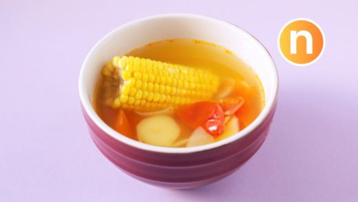 ABC Vegetables Soup [Nyonya Cooking]