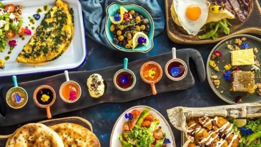 Anyone up for a breakfast feast? We serve unlimited Turkish tea to go with your breakfast meal till 8am to 6pm! Head over!!!                                   ...