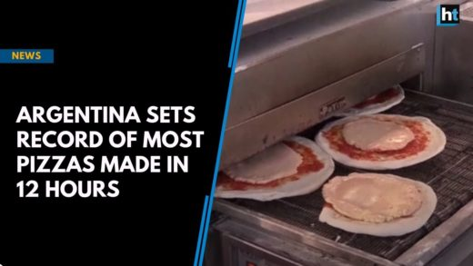 Argentina sets world record for most pizzas made in 12 hours