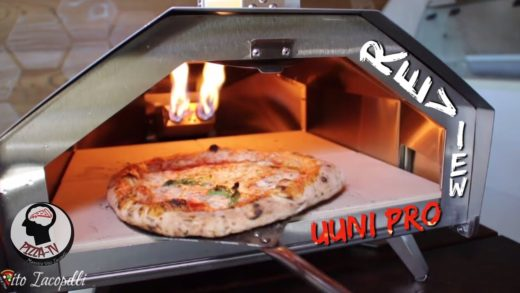 "BEST INDOOR PIZZA OVEN ""VIDEO REVIEW"""