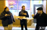 FOODporn.pl Barstool Pizza Review – Geo's (Chicago) With Eddie & White Sox Dave (BONUS – Johnnie's Beef Review)