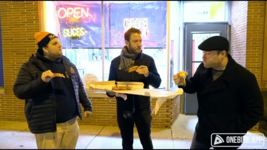 Barstool Pizza Review - Geo's (Chicago) With Eddie & White Sox Dave (BONUS - Johnnie's Beef Review)