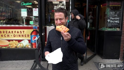 Barstool Pizza Review - Stage Door Pizza