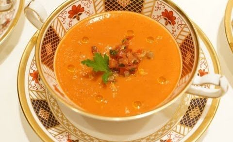 Best Tomato Soup - Bruno Albouze - THE REAL DEAL