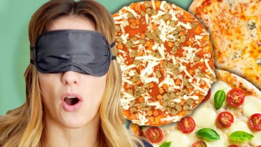 Blind Frozen Pizza Taste Test