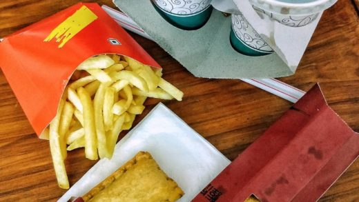 Breakfast Diaries  Subeh Subeh Fries, McPuff and Coke  Do you Love McPuff like me ?  . Follow  .                            ...