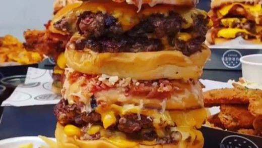 Burger  : unknown  Love food? follow us:   Tag a food lover                            ...