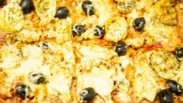 Cómo hacer pizza casera. How to make homemade pizza