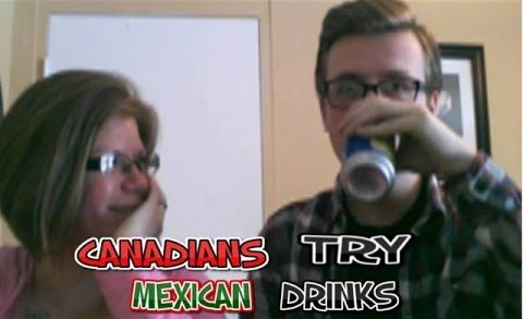 CANADIANS TRY MEXICAN DRINKS! | Joshua Jordan