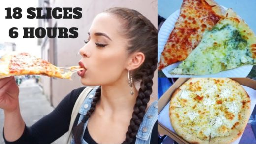 CHEAT DAY: Finding the Best PIZZA in Seattle!