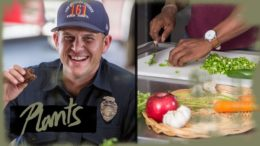 Can We Convince Firefighters to Eat Vegetarian? | Food Interrupted