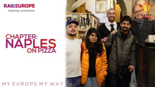 Chapter: Naples On Pizza | My Europe, My Way | World Culture Network