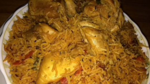 Chicken Biryani Recipe | Homemade Chicken Biryani | Chicken Biryani Recipe | faabb galaxy