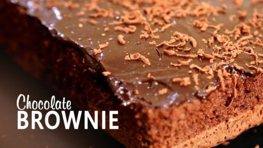 Chocolate Brownie | Mallika Joseph Food Tube