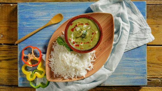 Classic Thai Green Curry | क्लासिक थाई ग्रीन करी | Awesome Sauce India
