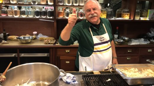 Cooking up a storm with Carlos Capote