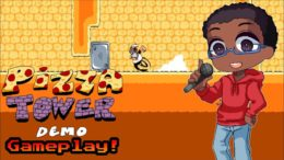 D-Money107 Plays: Pizza Tower Demo