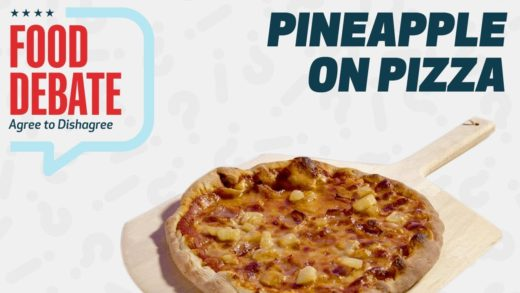 Does Pineapple Belong on Pizza? | FOOD DEBATE