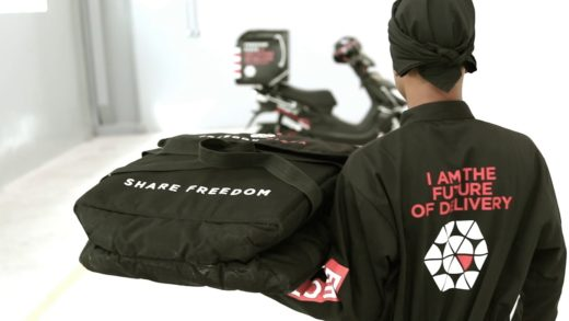 FREEDOM PIZZA IS THINKING ABOUT THE FUTURE OF DELIVERY