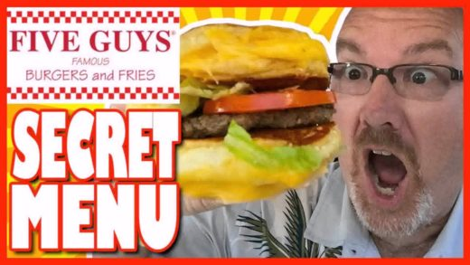 Five Guys Restaurant Menu And Prices