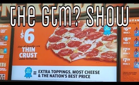 GTM? - Little Caesars $6 Thin Crust Pepperoni Pizza