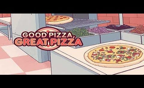 Good pizza great pizza pizza game