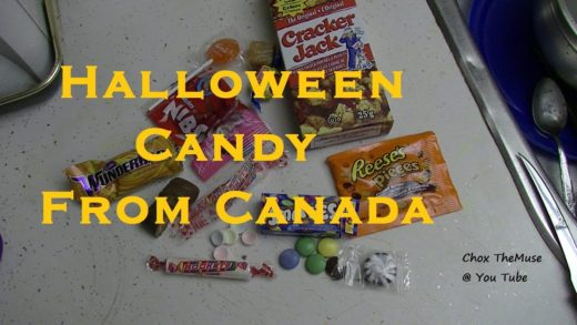 Halloween Candy Canadian Sample! Trick or Treating haul