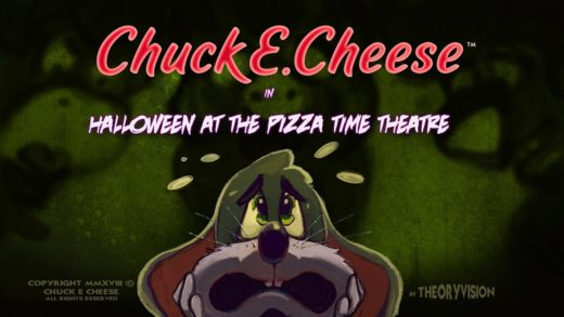 Halloween at the Pizza Time Theater | Chuck E. Cheese Halloween Special