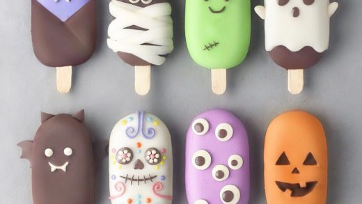 Happy Halloween!  1, 2, 3, 4 or 5?    Follow  us  for  the  yummiest  desserts                            ...