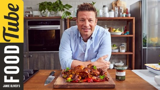 Harissa Chicken Tray-bake | Jamie Oliver | #QuickandEasyFood