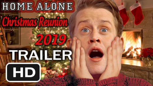 Home Alone Christmas Reunion (2019) Trailer & Making Of Video Home Alone 5 Movie Trailer Parody