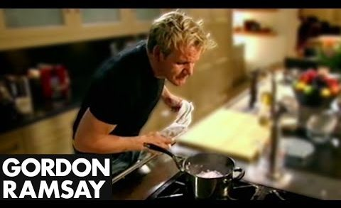 How To Cook The Perfect Rice - Gordon Ramsay