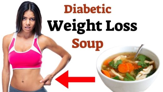 How to Make Diabetic Weight Loss Soup -Diabetic Soup Recipes